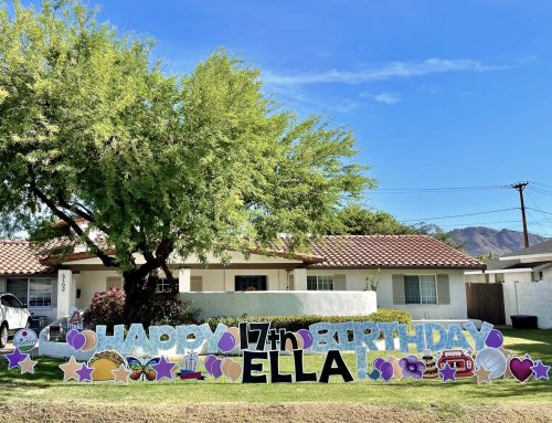 Keeping it in the SG Family: Ella's 17th!